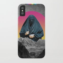 HERE I COME iPhone Case