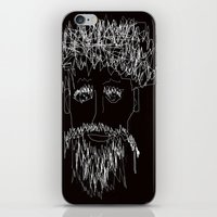 the who iPhone & iPod Skins featuring Who by sladja
