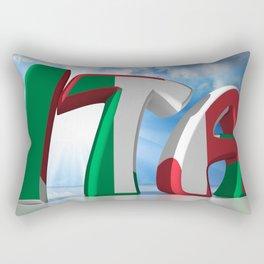 ITA - Italy Rectangular Pillow