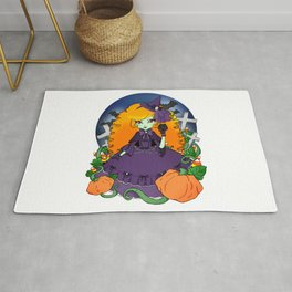 The Violet Witch Rug