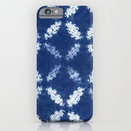 Shibori One iPhone Case