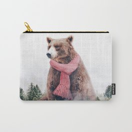 Cold Bear Carry-All Pouch