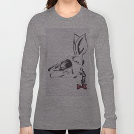 francine the rabbit queen. Long Sleeve T-shirt