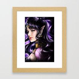 nehelenia Framed Art Print
