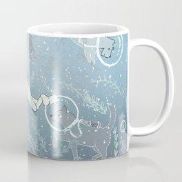 Scuba Dogs Coffee Mug