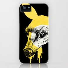 Fawn in Headlight Slim Case iPhone (5, 5s)