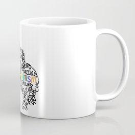 Autism Elephant Awareness Day Autistic Child Gift Coffee Mug