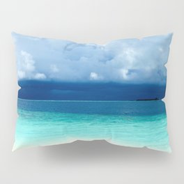 Maldives colors Pillow Sham