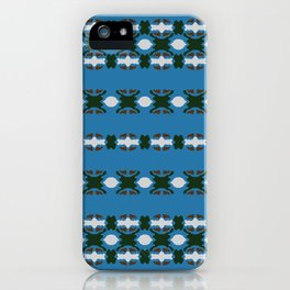 Patta Pattern iPhone Case