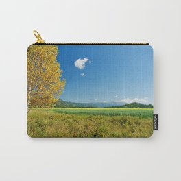 Fall Landscape Carry-All Pouch