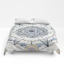 Mandy's Mandala Comforters