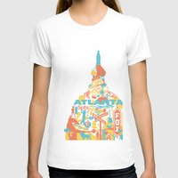 atlanta T-shirts featuring Atlanta, GA by ahutchabove