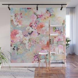 Love of a Flower Wall Mural