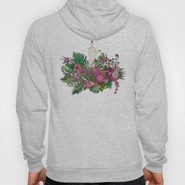 Botanical Bird Bouquet Hoody