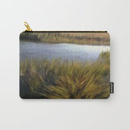 Hidden Lagoon Carry-All Pouch
