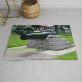 Put-in-Bay Cannon I Rug
