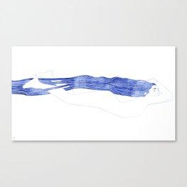 Nereid XLIX Canvas Print