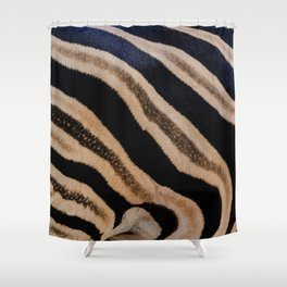 Natural Animal Texture Shower Curtain