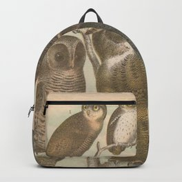 Naturalist Owls Backpack
