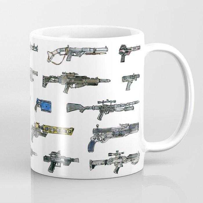 The Force Awakens firearms Coffee Mug
