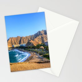Shangri la resort Muscat Oman Stationery Cards