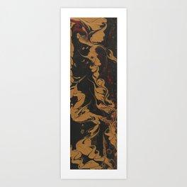 16, House of Hades Art Print