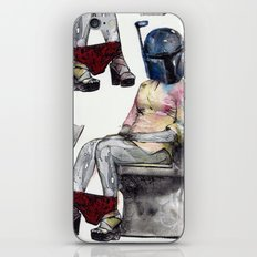 Bobaette iPhone & iPod Skin