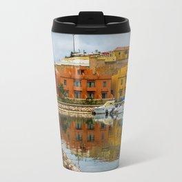 Portimao Portugal Travel Mug