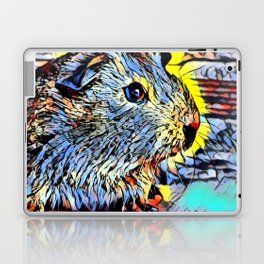 Color Kick - Guinea pig Laptop & iPad Skin