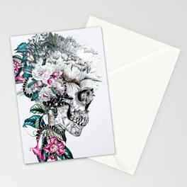 Momento Mori Rev V Stationery Cards
