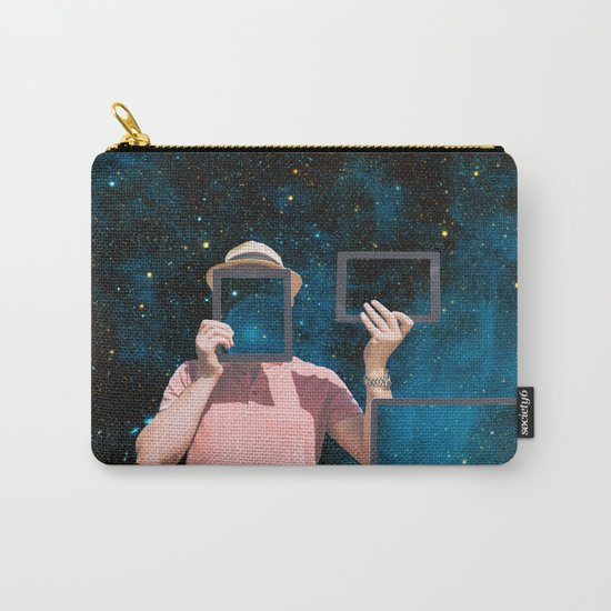 Need More Space Carry-All Pouch
