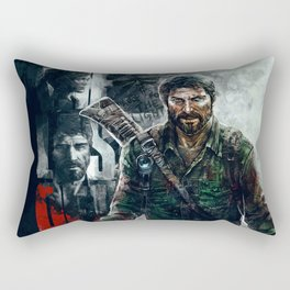 Joel - The Last of Us Rectangular Pillow