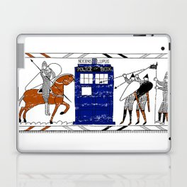 Nocens Lupus (Bad Wolf) Laptop & iPad Skin