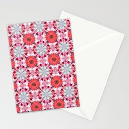 Poppy Pattern Stationery Cards