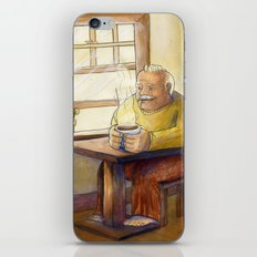 'Til The Coffee Is In My Hand iPhone & iPod Skin