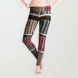 How Bookish are you? Leggings