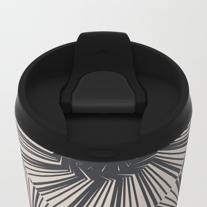 XVA0 Metal Travel Mug