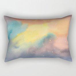 Space Illusion Rectangular Pillow