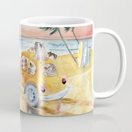 Dogs On Vacation Coffee Mug