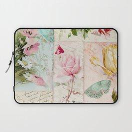 Belles Fleurs II Laptop Sleeve