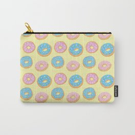 Doughnut Pattern Carry-All Pouch