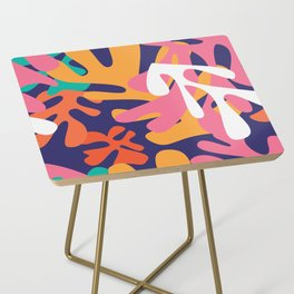 Matisse Pattern 010 Side Table