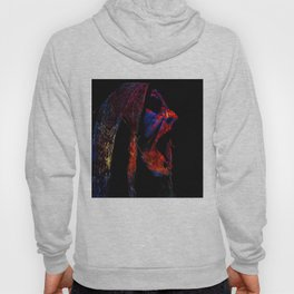 Spirit Of The Night By Annie Zeno Hoody