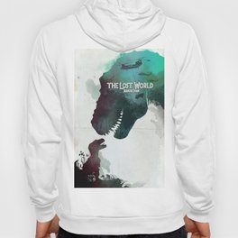 Inspired movie poster. The Lost World: Jurassic Park (1997) Hoody