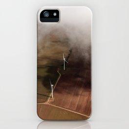 Sleeping Giants iPhone Case