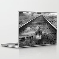 doll Laptop & iPad Skins featuring Doll by nihilnihilnihil