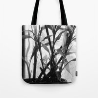bamboo Tote Bags featuring Bamboo by Lindzey42