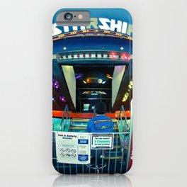 Summer Job iPhone Case