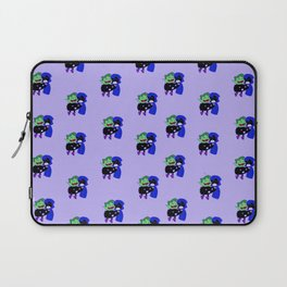 teen titans - theme Laptop Sleeve