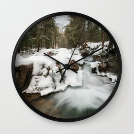 NH Wall Clock